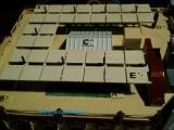 Maqueta tactil braille Fàbrica del Sol Barcelona 3