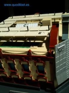 Maqueta tactil braille Fàbrica del Sol Barcelona 4