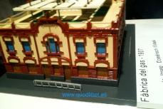 Maqueta tactil braille Fàbrica del Sol Barcelona 5