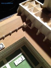 Maqueta tactil braille Monestir de Pedralbes 5