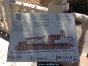 Panel táctil Villajoyosa Muralla de Mar