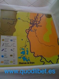 Plano 2d tactil braille Erjos Tenerife 1