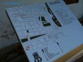 Plano 3d tactil braille Aldaia Valencia 4