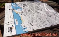 Plano 3d tactil braille Barcelona Turisme 5
