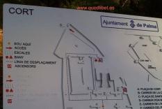 Plano 3d tactil braille CORT Ajuntament de Palma de Mallorca