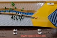Plano 3d tactil braille Desenvocadura Riu Gaià Tarragona 3