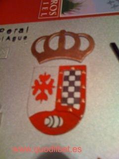 Plano 3d tactil braille Valdepeñas Castilla la Mancha 1