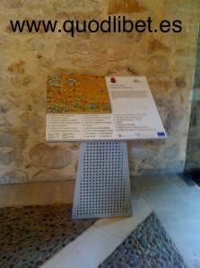 Plano tactil braille Tierra de Caballeros 4